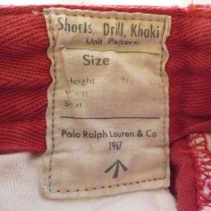 Polo by Ralph Lauren Shorts - Polo Ralph Lauren Sz 33 Classic Fit Cargo Shorts B
